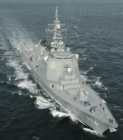 """Tàu khu trục Aegis Nhật Bản và """"Aegis Trung Quốc"""": ai hơn ai?"""