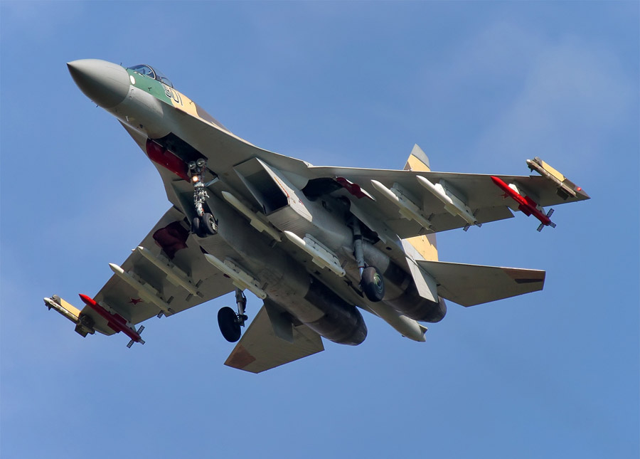 Russian Flanker and SU-3X Thread: Videos, Pictures, News ...  Russian Flanker...