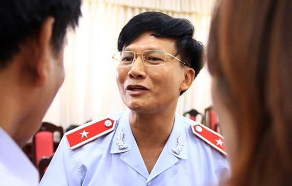 Ông Bùi Ngọc Lam giữ chức Phó Tổng Thanh tra Chính phủ