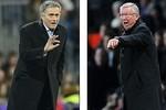 Sir Alex đã chọn Mourinho là người kế vị ở M.U
