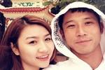 Những bóng hồng từng 'đá cặp' với cựu trung vệ tuyển Việt Nam