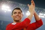 Ronaldo muốn quay lại thi đấu cho M.U