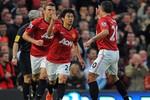 Pha phối hợp đỉnh cao giữa Rooney, Kagawa và Van Persie