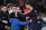 Messi hành xử thua xa Ronaldo