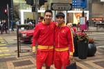 Tuyển thủ Việt Nam tự tin đánh bại tuyển Hong Kong