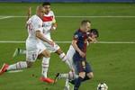 Quay chậm: Kỹ thuật siêu hạng của Iniesta