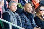 Mourinho 'xanh mặt' trước sức mạnh của Dortmund