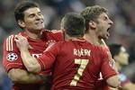 Góc ảnh: Sau 19 năm Barca mới lại thua '4 trắng' ở châu Âu