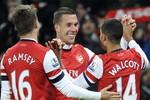 Website Arsenal xác nhận sẽ đá giao hữu với đội tuyển Việt Nam