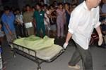 Nổ lớn, 1 người chết và 4 người bị thương