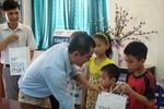 TH true Milk trao 40.000 ly sữa cho trẻ em làng trẻ SOS toàn quốc