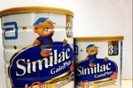 Abbott VN thu hồi 90% sữa Similac GainPlus Eye-Q nghi nhiễm khuẩn
