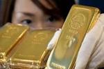 Giá vàng giảm sâu phiên giao dịch cuối tuần