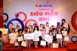 Ấn tượng ngày hội Mẹ&Bé tưng bừng tại Kids World, Times City