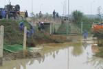 TP.Hà Nội tiết lộ công nghệ làm đường ống nước sông Đà... 60 ngày