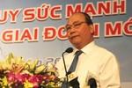 Phó Thủ tướng Nguyễn Xuân Phúc: Tăng cường vốn cho miền Trung