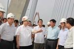 Khẩn trương hoàn thành Dự án đường cầu Nhật Tân trong năm 2014
