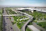 Sân bay quốc tế Long Thành chỉ có thể trung chuyển cho... 1 nước?