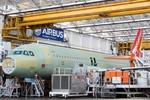 Rò rỉ hình ảnh Airbus A320 sắp về Việt Nam của VietJet