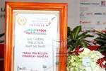 """Trang trại Vinamilk nhận giải """"Trang trại bò xuất sắc nhất Việt Nam"""""""