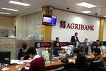 Agribank áp lãi suất mới với tiền gửi VNĐ