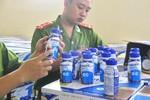 Tràn lan sữa Ensure không rõ nguồn gốc