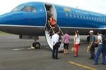 Khách hạng thương gia chê dịch vụ Vietnam Airlines