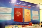 Bộ Công an ra mắt sách về vai trò của nhân dân trong bảo vệ an ninh Tổ quốc