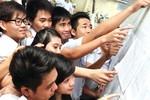 Hệ thống tra điểm thi của Bộ giáo dục khó truy cập, học trò cần kiên nhẫn