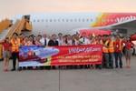 Vietjet tiếp tục nhận máy bay Airbus A320 thứ 27