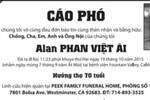 Doanh nhân Lê Đình Hùng: TS Alan Phan, ngọc sáng trong đá