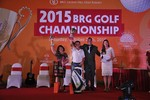 """""""BRG Golf Championship 2015"""": Trải nghiệm chơi golf buổi tối"""