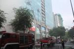 Nghẹt thở xem 500 lính cứu hỏa diễn tập vụ rò khí gas ở Vincom Center Đồng Khởi