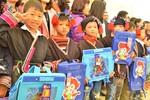 """BIDV """"chắp cánh ước mơ"""" cho học trò nghèo Vân Hồ"""