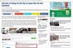 Ai chủ mưu tung tin URC hối lộ báo chí?