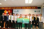 Vietcombank chi trả hơn 1 tỷ đồng cho khách hàng mua Bảo an tín dụng