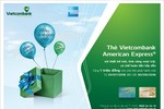 Nhiều ưu đã khi dùng thẻ tín dụng Vietcombank American Express®