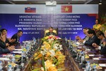Thủ tướng nước Cộng hòa Slovakia Robert Fico thăm và làm việc với BIDV