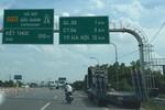Nghiệm thu cao tốc Hà Nội - Bắc Giang, thấy rõ bất hợp lý sao vẫn cho thu phí?