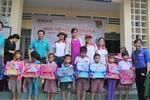HDBank trao 120 phần quà cho học sinh nghèo Đồng Tháp
