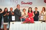 Tập đoàn BRG hợp tác xây công viên giải trí với nhân vật Hello Kitty