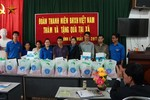 Nghĩa cử đẹp của Đoàn Thanh niên Bảo hiểm xã hội Việt Nam