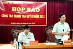 Thanh tra Chính phủ kiến nghị xử lý 245 cá nhân