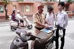 Trưởng phòng CSGT Hà Nội nói gì về việc xử phạt xe không chính chủ?