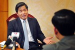 Bộ trưởng Bộ KH&ĐT: Kinh tế sẽ hồi phục tốt hơn trong năm 2013