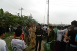 Vụ dân mang quan tài ở Vĩnh Phúc: Bắt 5 nghi can trong vụ án mạng