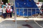Tài xế taxi Mai Linh bị sát hại dã man lúc nửa đêm
