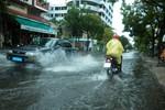 Ảnh: Trạm bơm trăm tỷ đưa vào sử dụng, Đà Nẵng vẫn thành biển nước