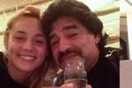 Bồ nhí của Maradona từng cặp kè với kẻ giết người