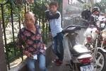 Gặp tổ 141, hai thanh niên khai mua ma túy đá về chơi Tết